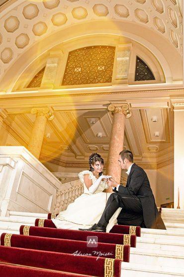 Fotografie de nuntă în Iași