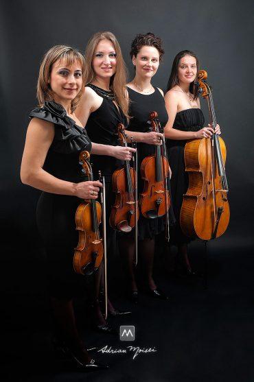 Cvartet Mezzo Iași