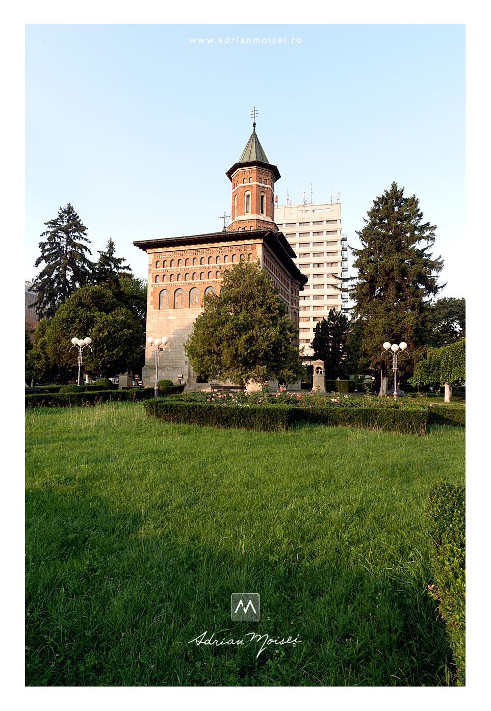Biserica Sfântul Nicolae Domnesc Iasi,  de langa Palatul Culturii