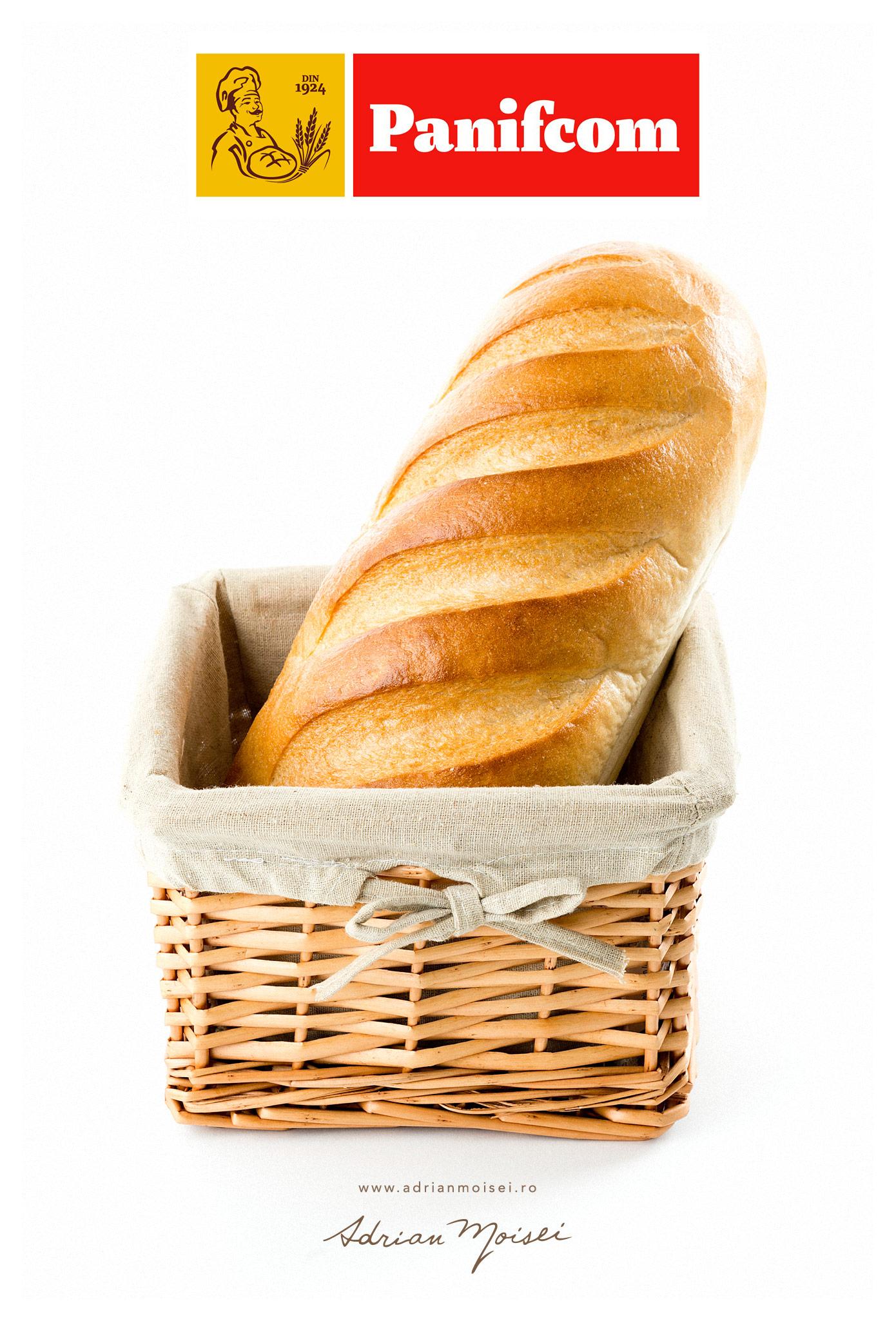 Fotografie de produs Iasi: Painea Panifcom Iasi. Ai luat si paine? Adrian Moisei, fotograf Iasi