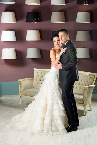 Fotograf nuntă Iași pentru MarySten, rochii de mireasă
