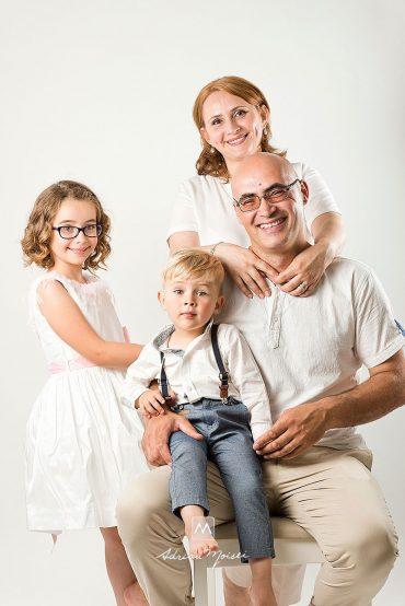 Fotografie de familie în Iași
