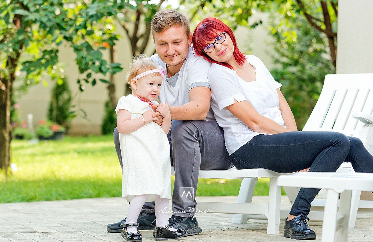 Fotografie de familie realizata de fotograful iesean Adrian Moisei