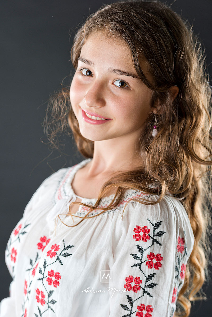 Portret Teodora Simon