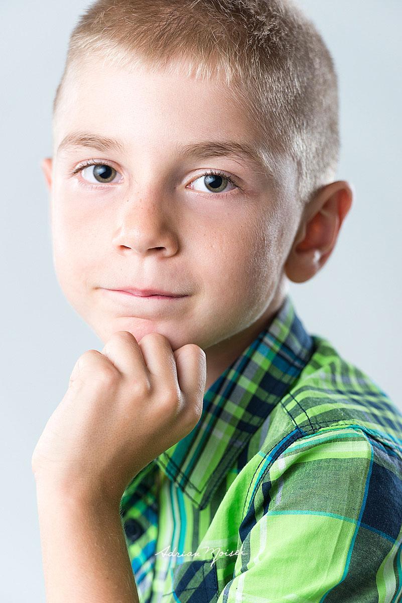 Fotografie de portret realizata de Adrian Moisei