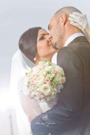 Ana & Alex în ziua nunții, de Adrian Moisei fotograf de nuntă Iași