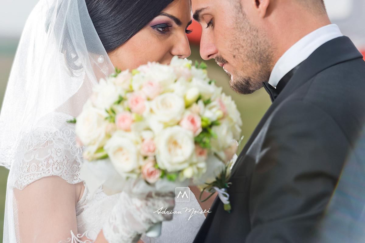 Fotografie de nuntă în Iași, realizată de Adrian Moisei, fotograf nuntă Iași