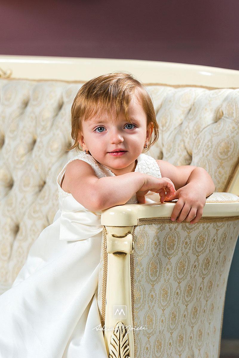 Portret de copilas