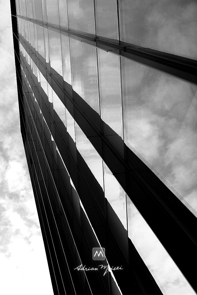 Sandru Office Building, fotografie de arhitectura realizata de Adrian Moisei