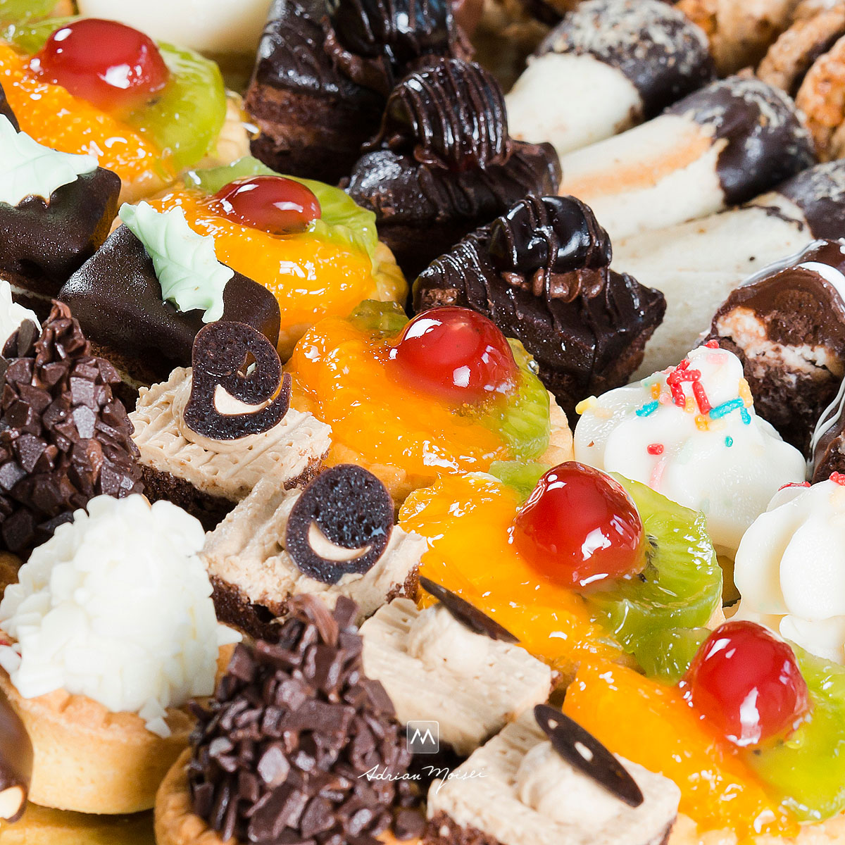Mini tarte facute de Friscot
