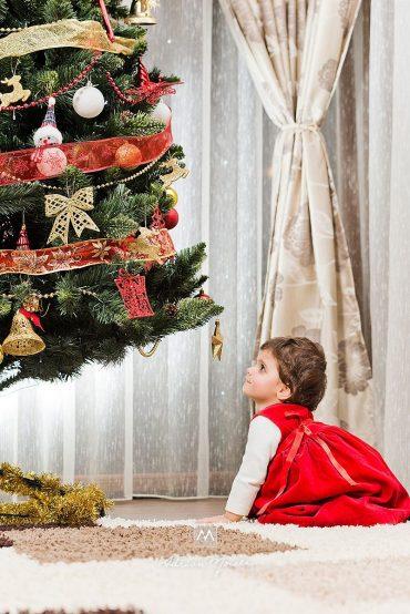 Fotograf de Moș Crăciun Iași + Iarna e aici, Moș Crăciun face pregătirile