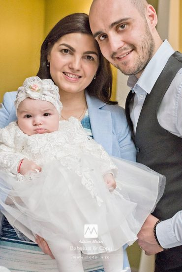 Portrete la petrecere, după botez