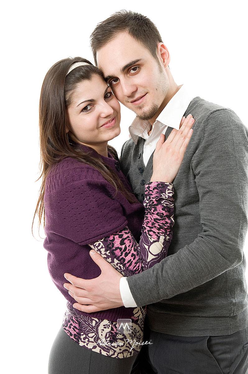 Ședință foto de logodnă în Iași