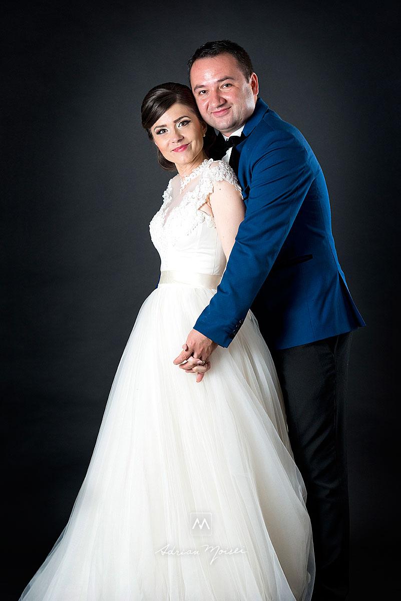 Fotografie de studio realizata de fotograf nuntă Iași Adrian Moisei