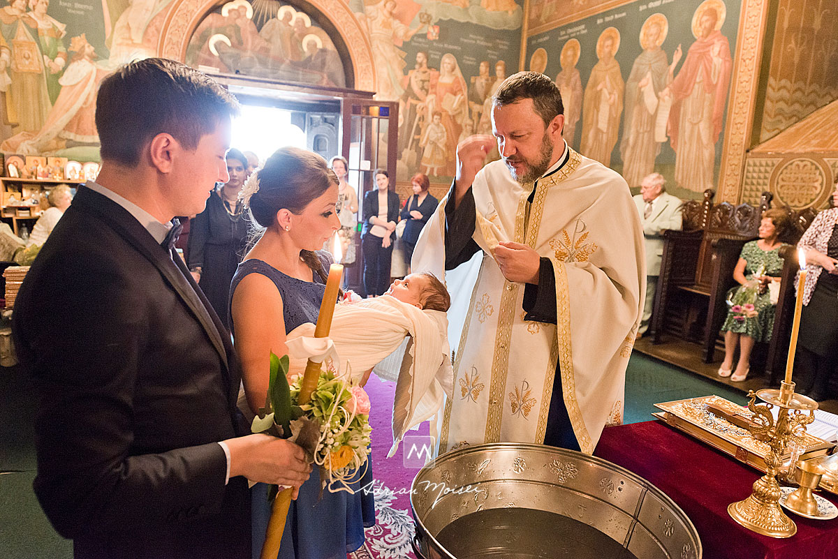 Fotograf si Videograf botez Iași +  biserica Sfântul Nicolae Domnesc