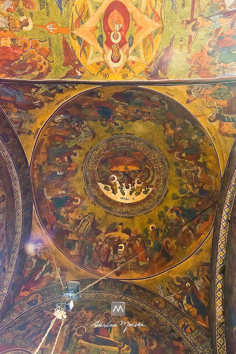 Biserica Sf. Nicolae Copou, fotograf botez Iași