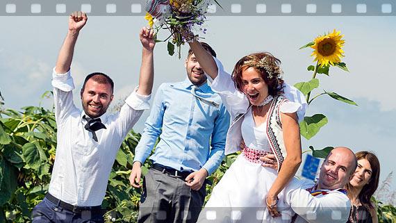 Cameramani nuntă Iași – Claudia & Cătălin, Hai la hora din Moldova!