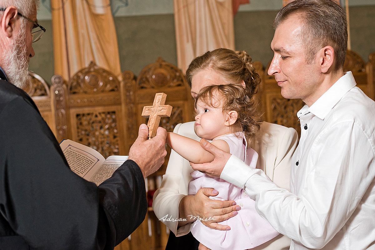 Fotografie de botez Iași, fotograf botez Iași