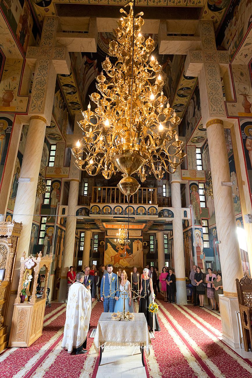 Biserica Flora Tătărași, Intrarea Domnului în Ierusalim
