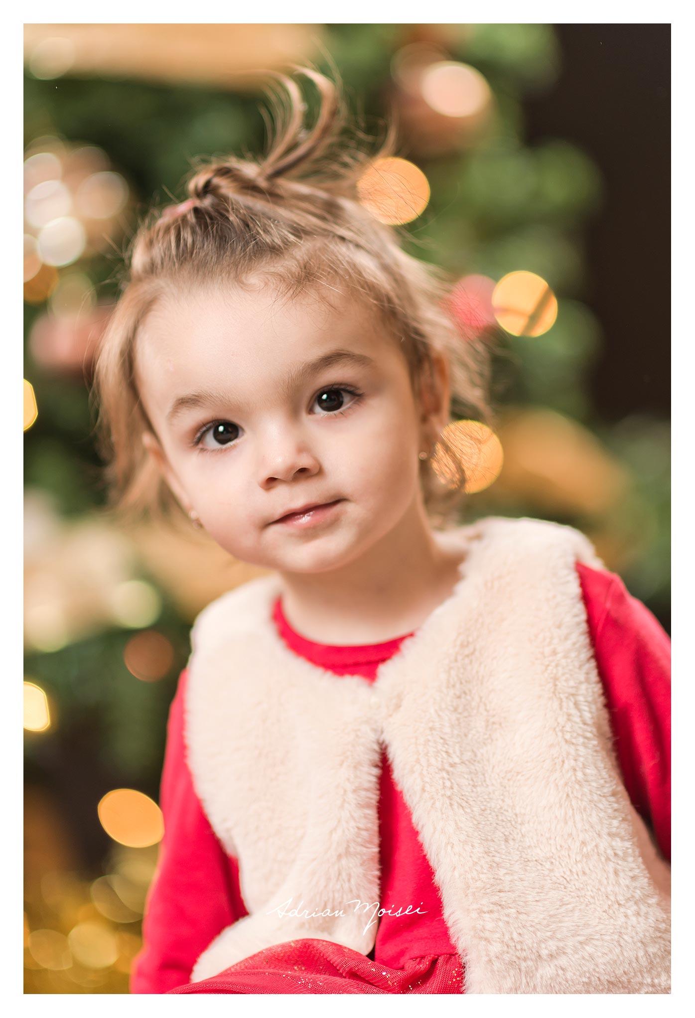 La doi anișori, de Crăciun, fotografie de familie, Adrian Moisei fotograf