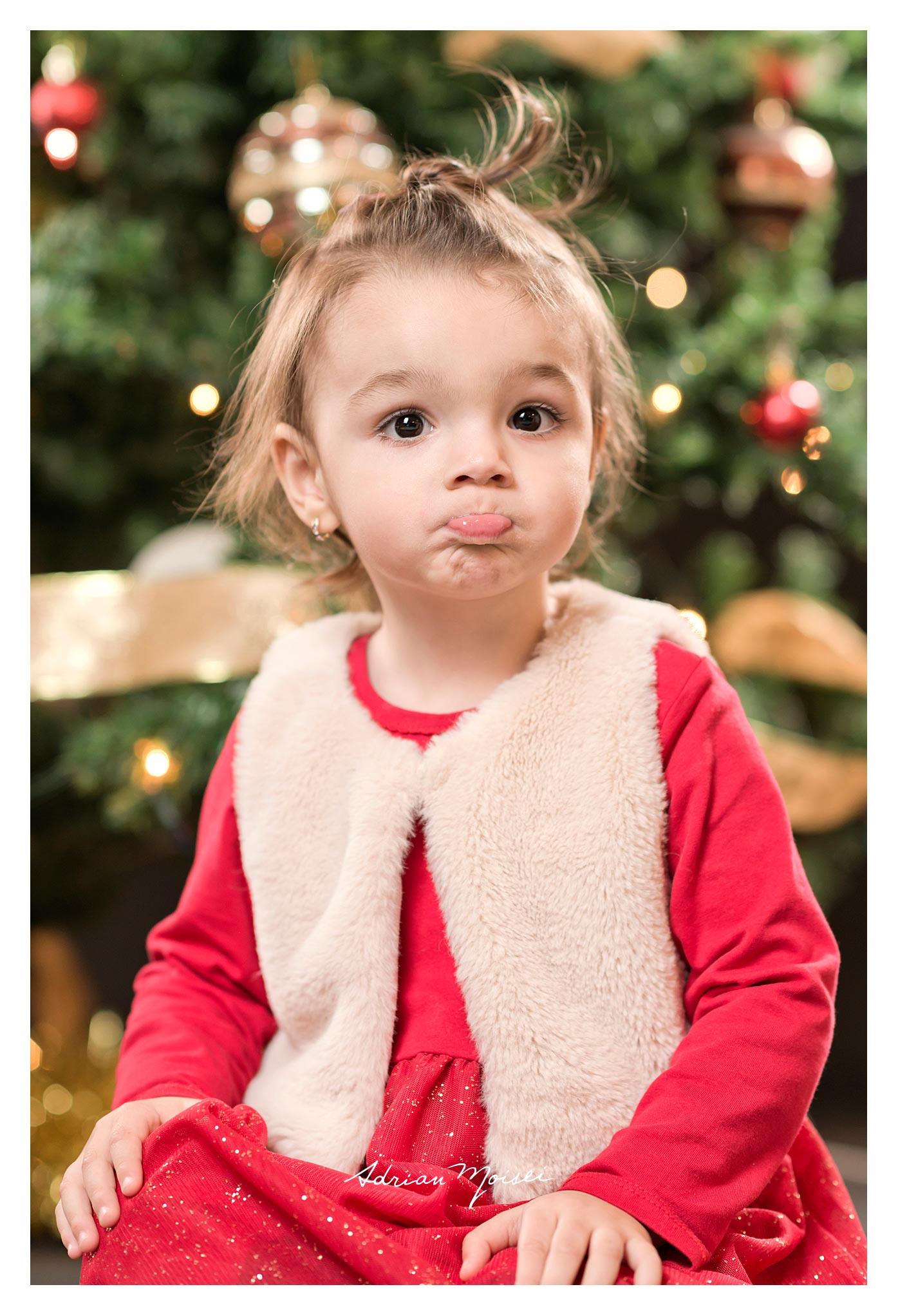 De Crăciun, fotografie de familie, de Adrian Moisei