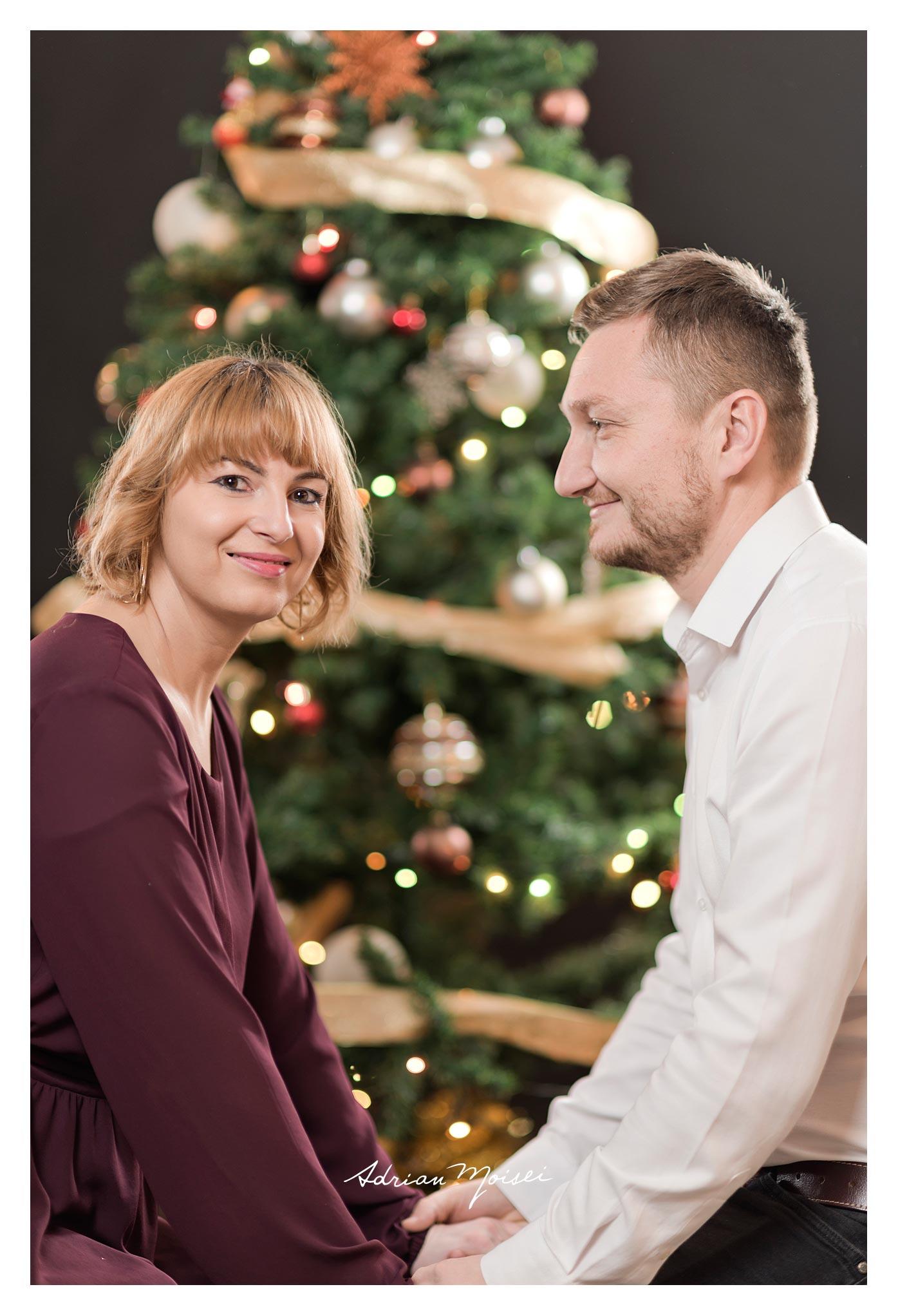 Crăciunul fotografie de familie, Adrian Moisei Iași.