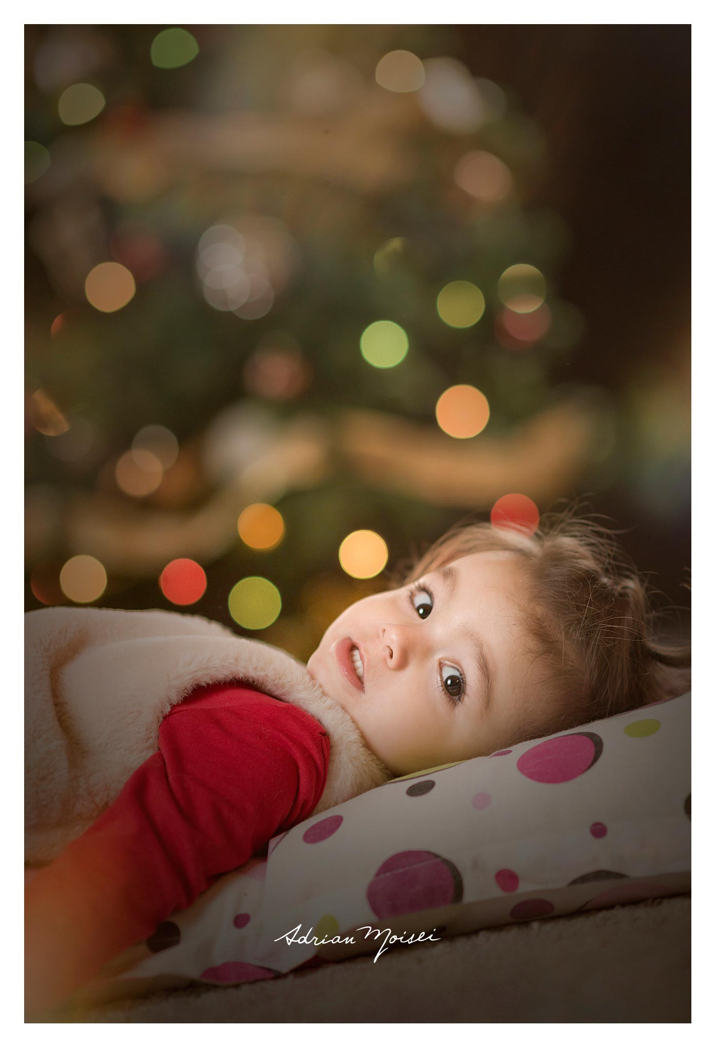De Crăciun, fotografie de familie, Adrian Moisei.