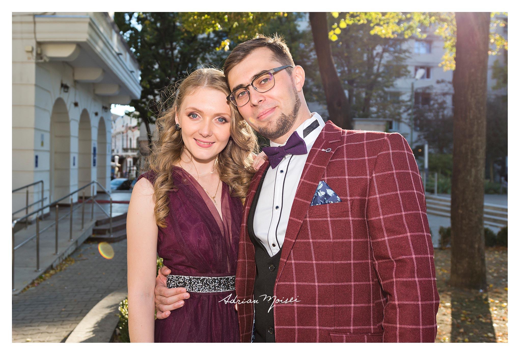 Fotograf cununie realizată de fotograf nuntă Iași Adrian Moisei