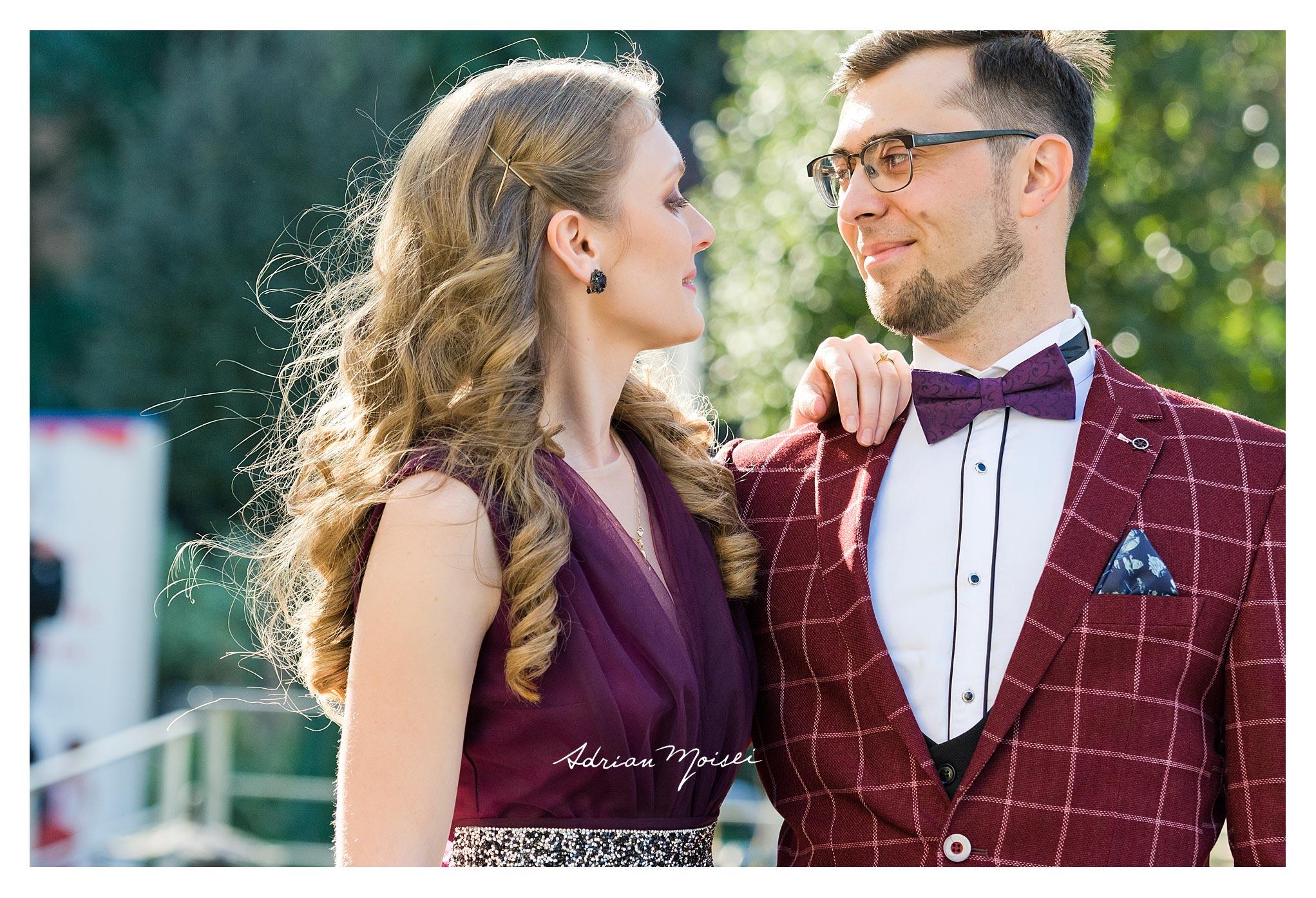 Fotograf cununie Iași într-o zi caldă de toamnă realizată de fotograf nuntă Iași Adrian Moisei