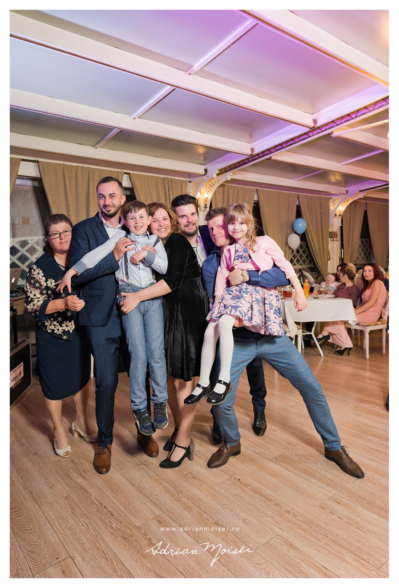 Fotograf petrecere botez Iasi