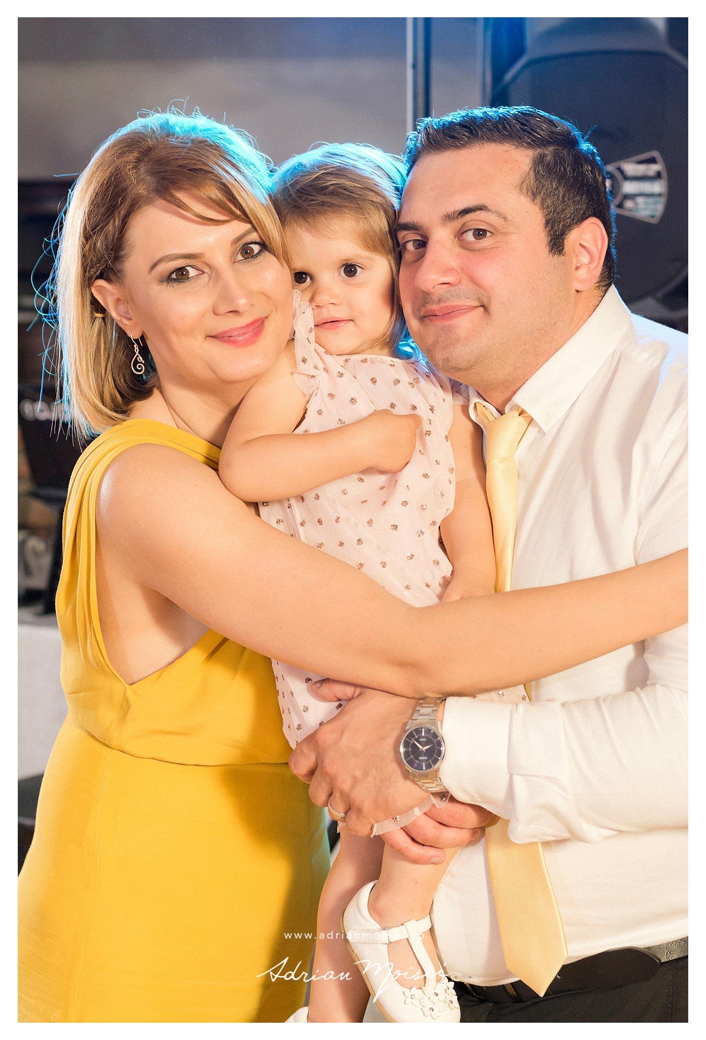 Fotograf de familie Iasi, Adrian Moisei.