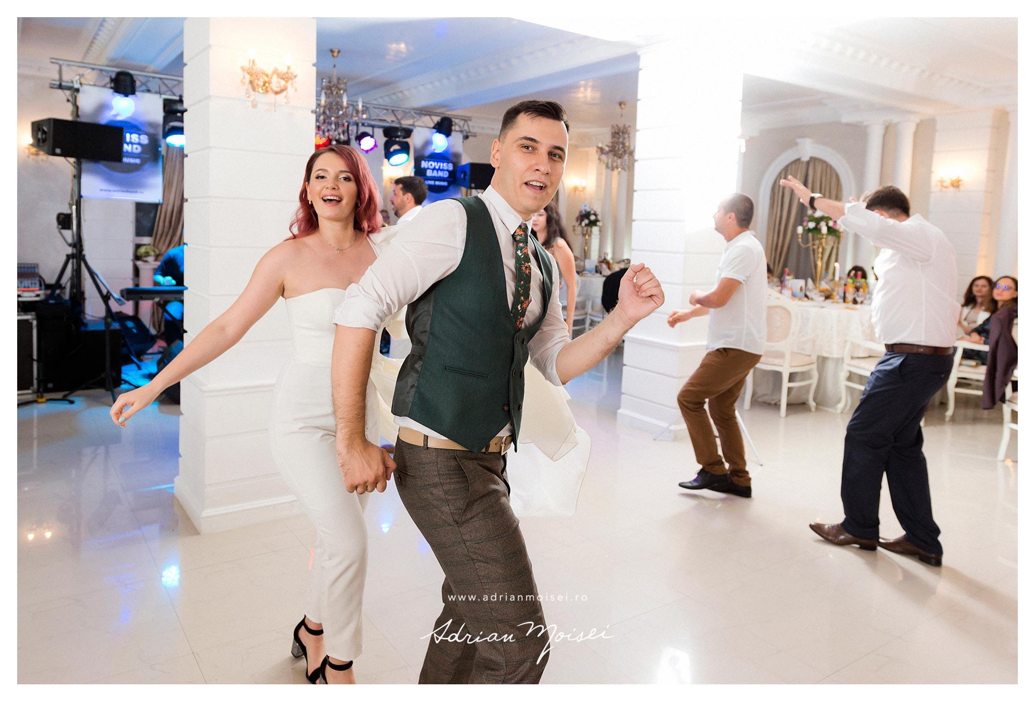 Fotograf botez Iasi, fotografii la petrecere