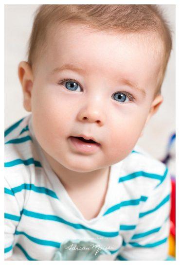 Fotograf de bebelusi si familie