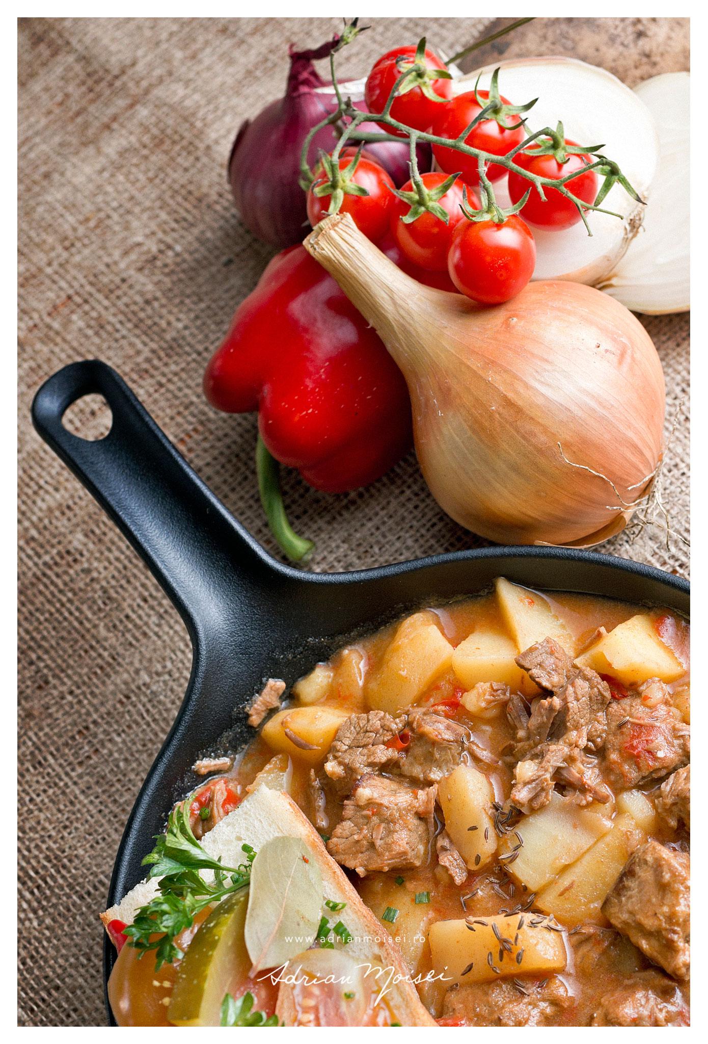 Studio foto produs Iasi bucatarie preparate marcel chef fotograf Iasi Adrian Moisei