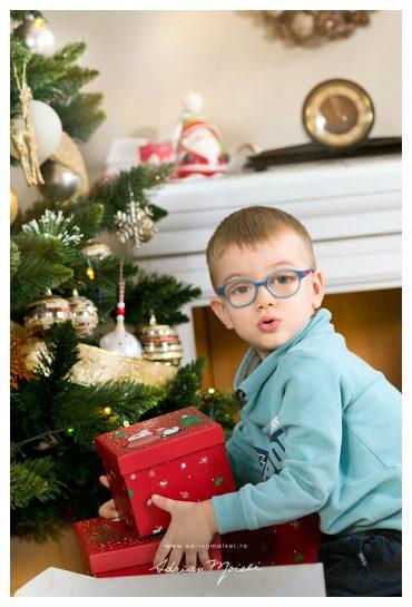 Fotograf de Crăciun în Iași. Crăciunul este aproape…