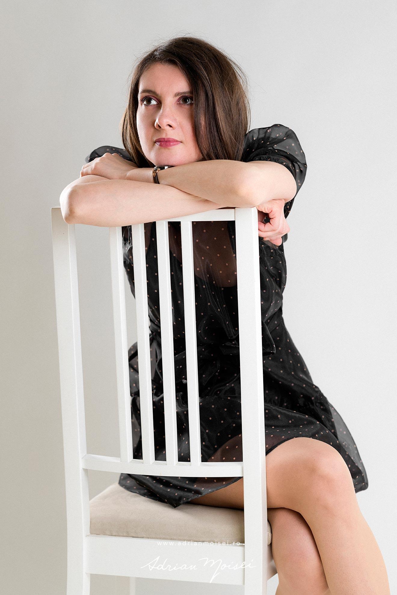 Fotograf portret Iasi, Adrian Moisei