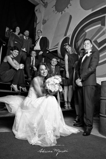 Fotograf nunta Iasi – O nunta cu accent englezesc