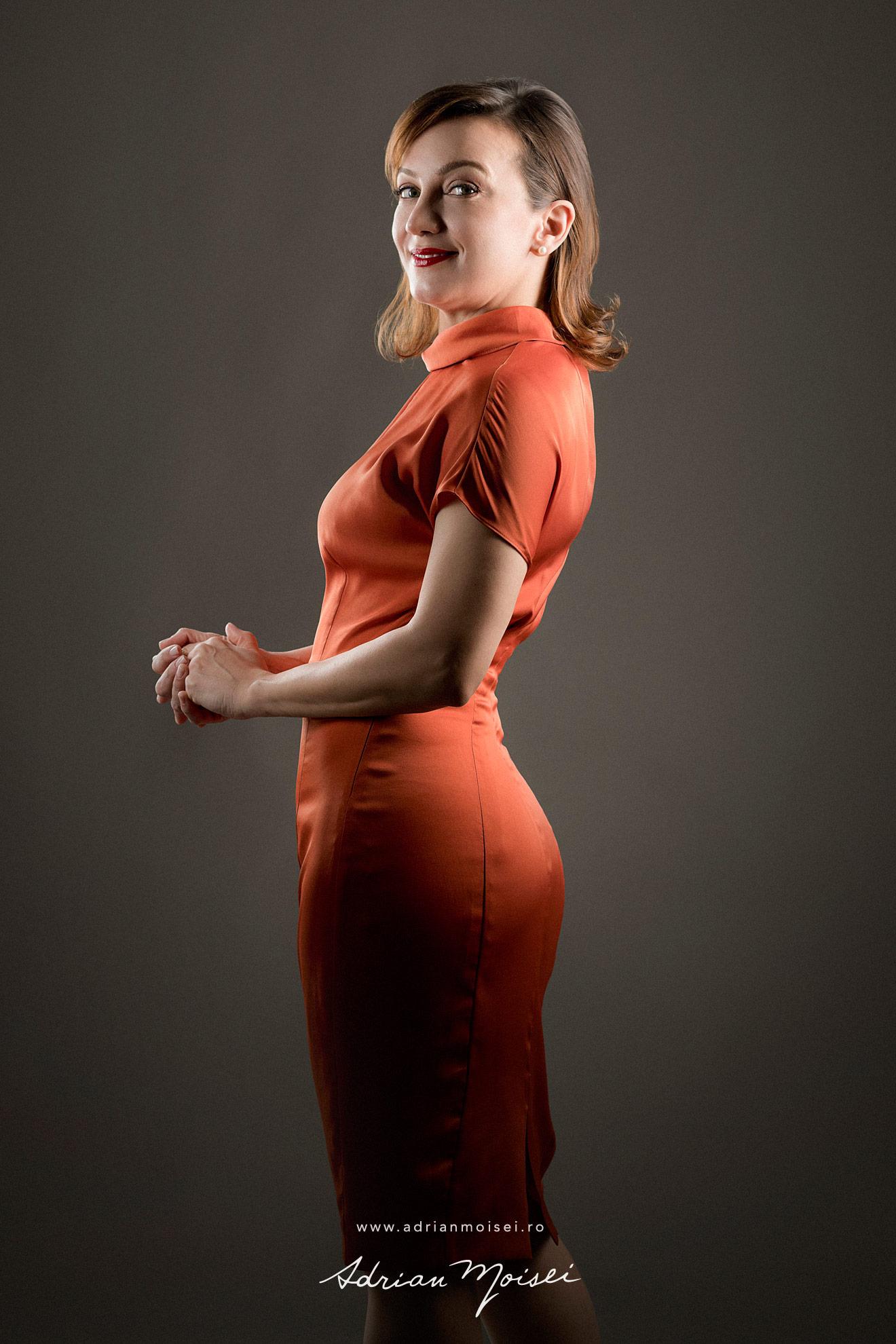 Fotograf portret Iasi, fotograf fashion Iasi, studio foto Adrian Moisei