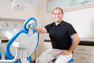 GrosuDent clinica stomatologica fotografii cabinet stomatologic Iasi