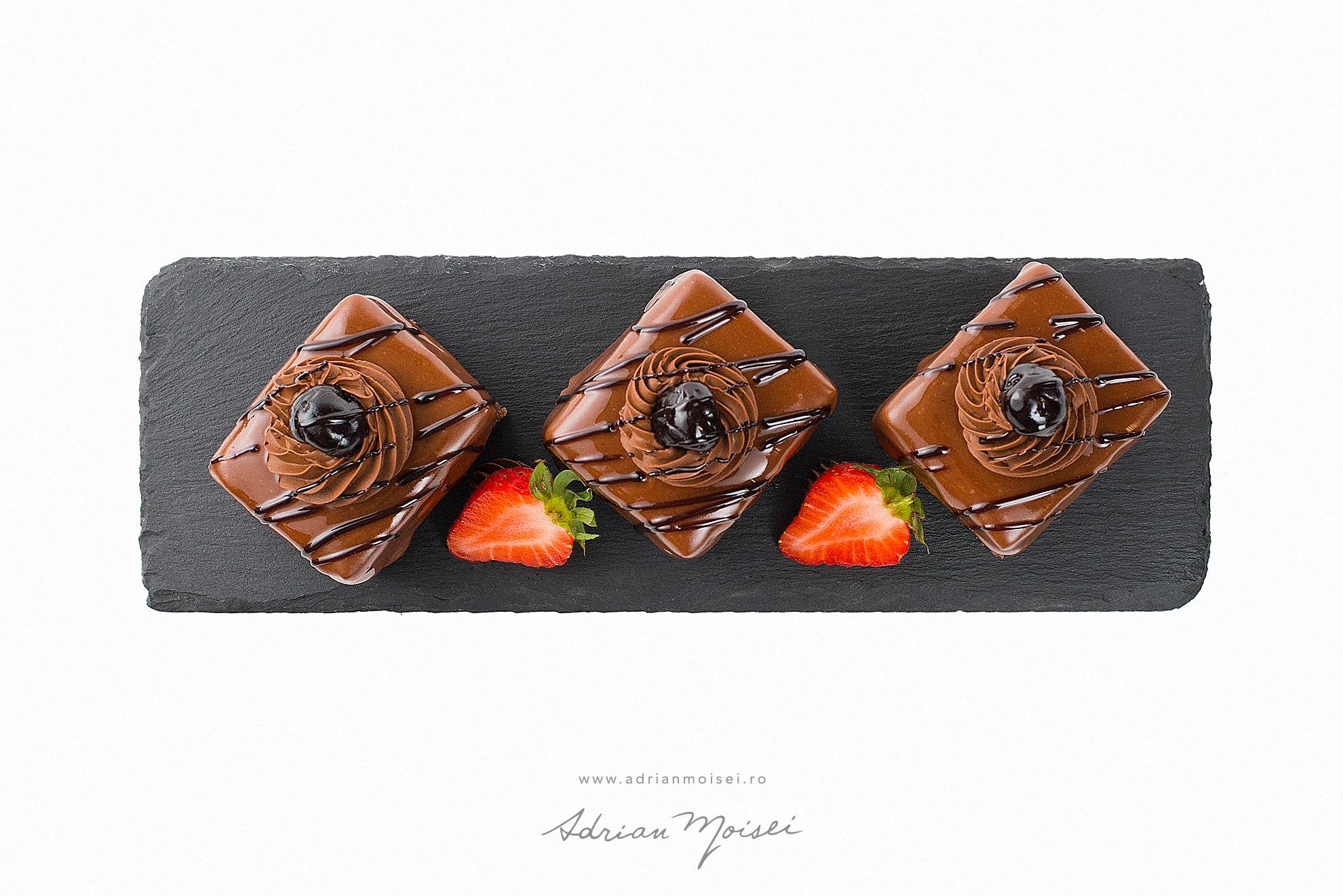 Prajitura cofetaria palibo fotografie de produs Iasi fotograf culinar Adrian Moisei