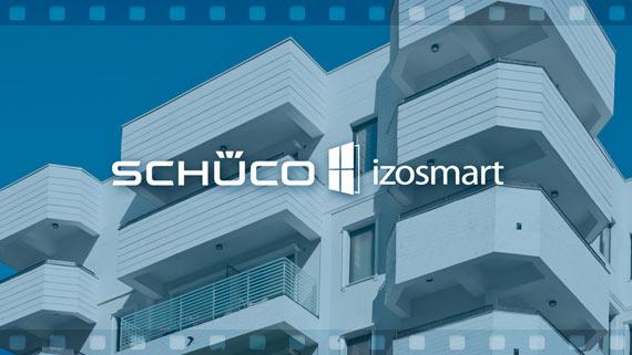 Filmare Iasi – Clip video realizat pentru compania Izosmart – Schuco – Royal Town Iasi