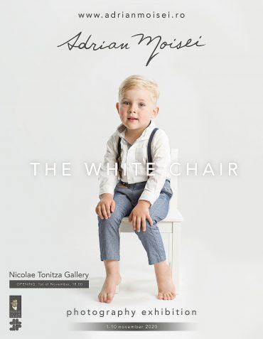 The White Chair – expoziție de fotografie în Iași –  1-10 noiembrie  2020
