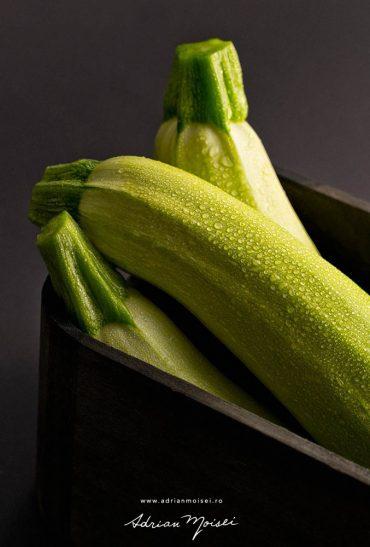 Verde Crud – fotografie de produs in Iasi pentru un aprozar online
