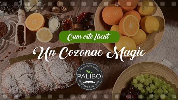 ▶ Filmmaker: Cum este făcut un cozonac magic la Palibo Iași