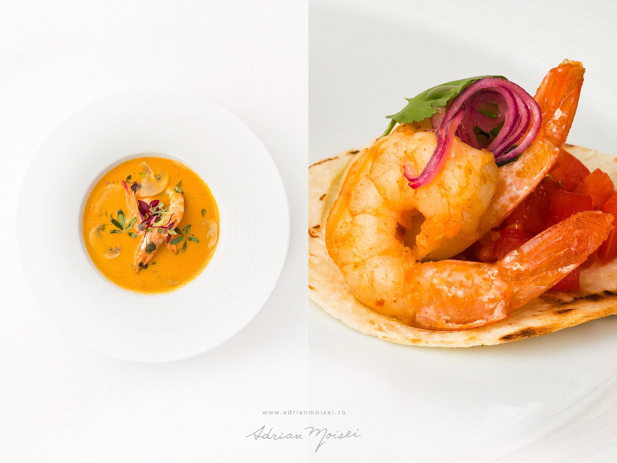 Fotografie culinara pentru Mariko Inn alături de chef Liviu Morărescu - Studio foto-video Iasi - Adrian Moisei - fotografie mancare Iasi