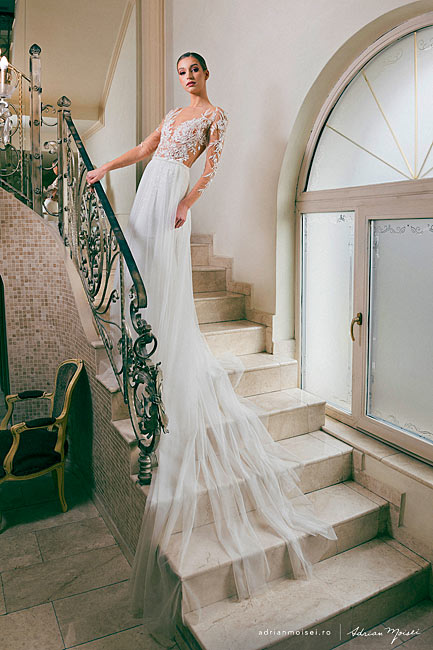 Fotograf nuntă Iași, fotografie de produs pentru casa de modă MarySten – rochii de mireasă