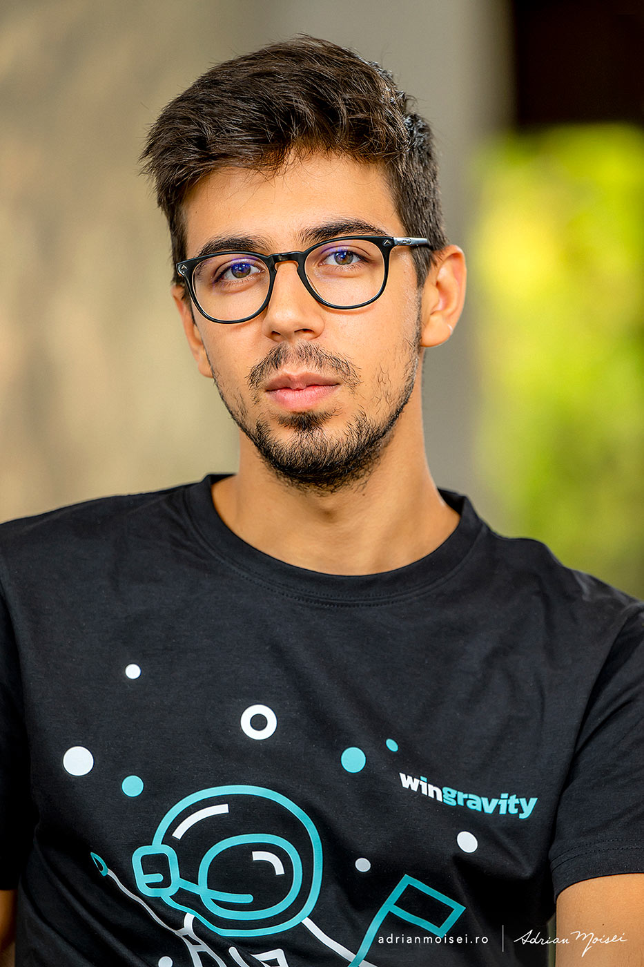 Alin at Slashcore - matches top software developers with worlds most innovative companies