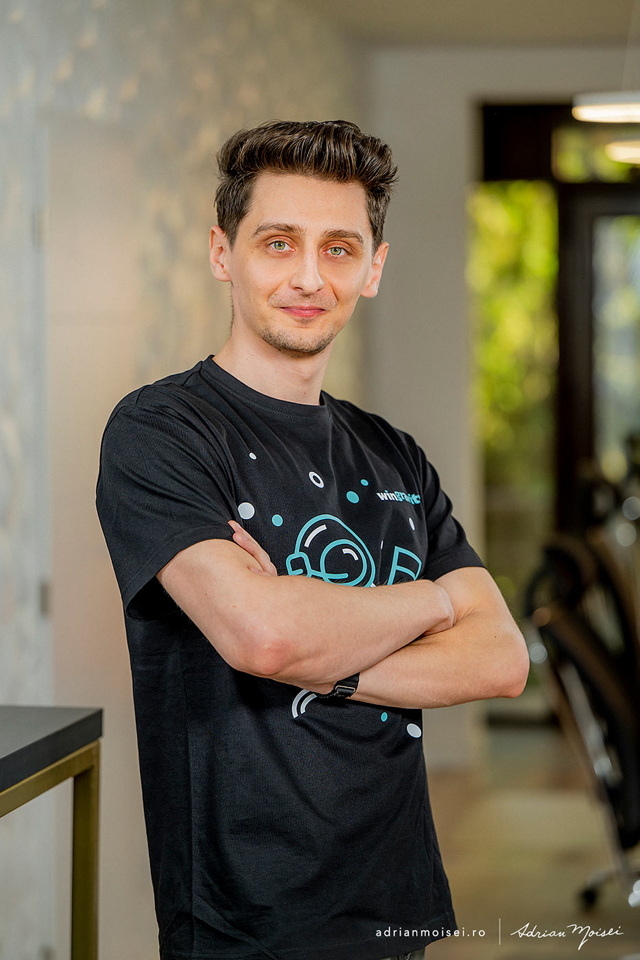Daniel at Slashcore - matches top software developers with worlds most innovative companies