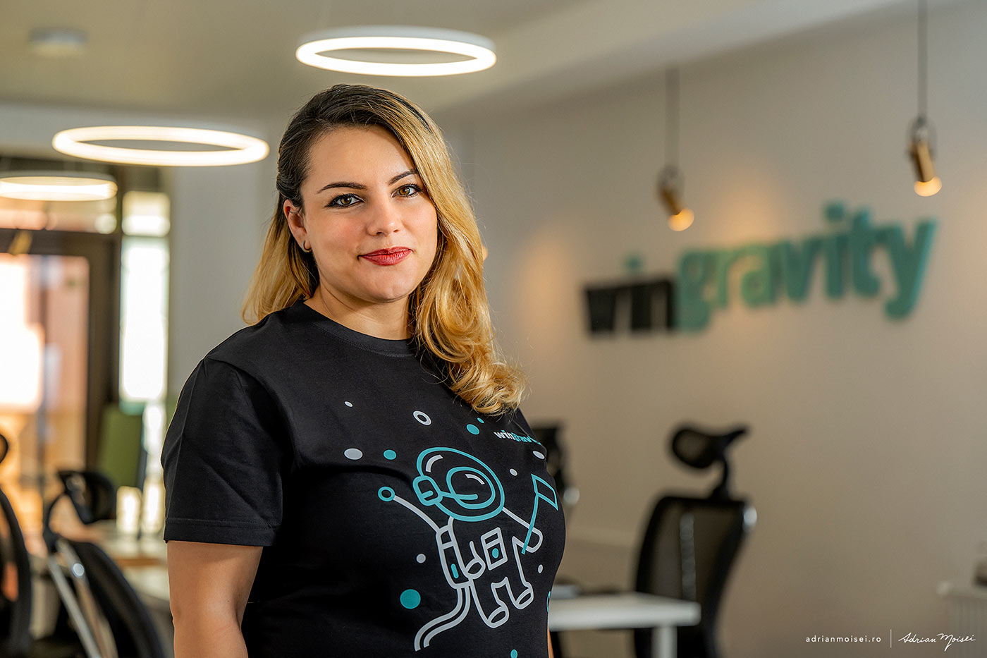 Daniela at Slashcore - matches top software developers with worlds most innovative companies
